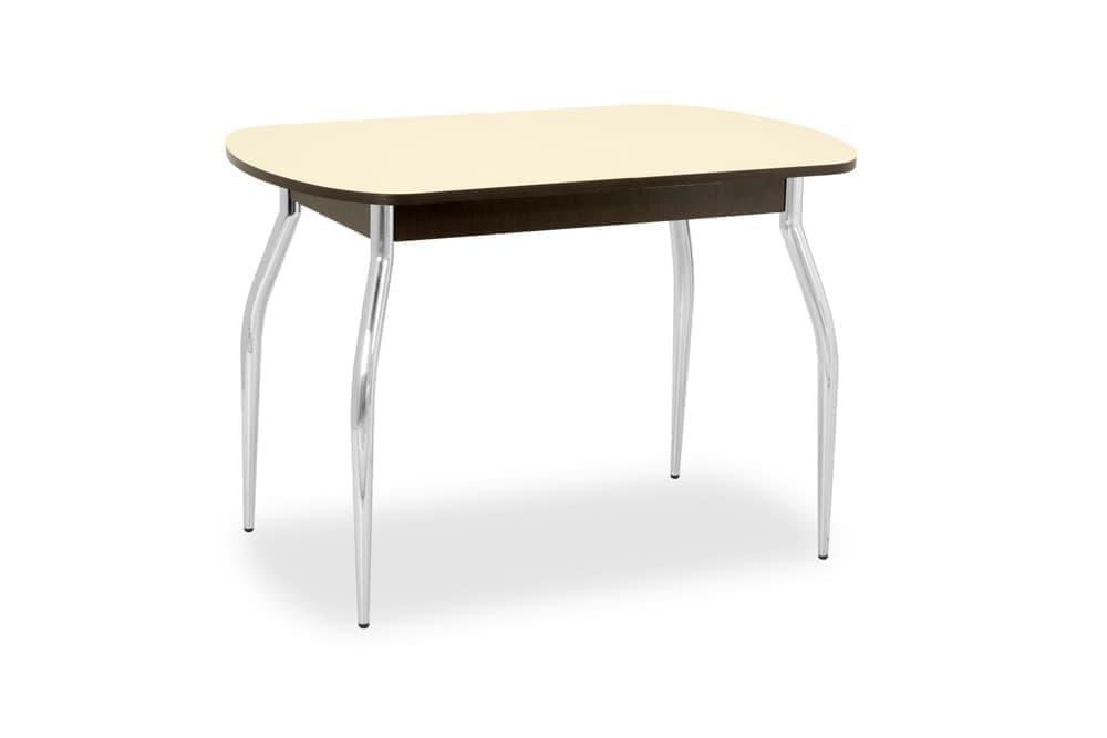 Стол деревянный кухонный раздвижной PORTO – Овальный