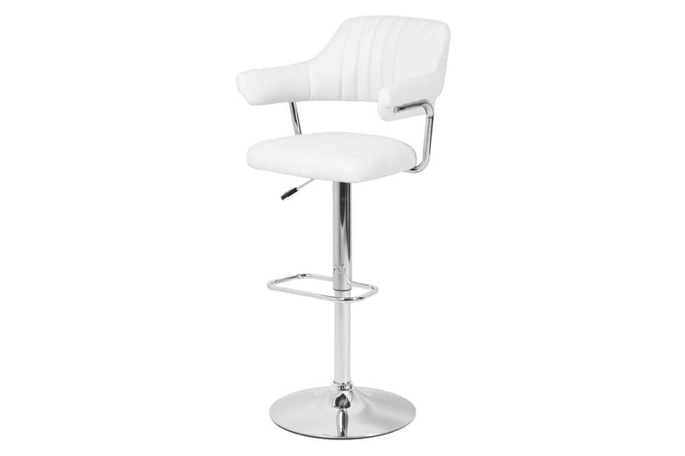 Барный стул BC77 – белый AERO