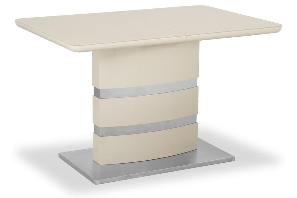 Стол лакированный обеденный раздвижной SKY – Прямоугольный