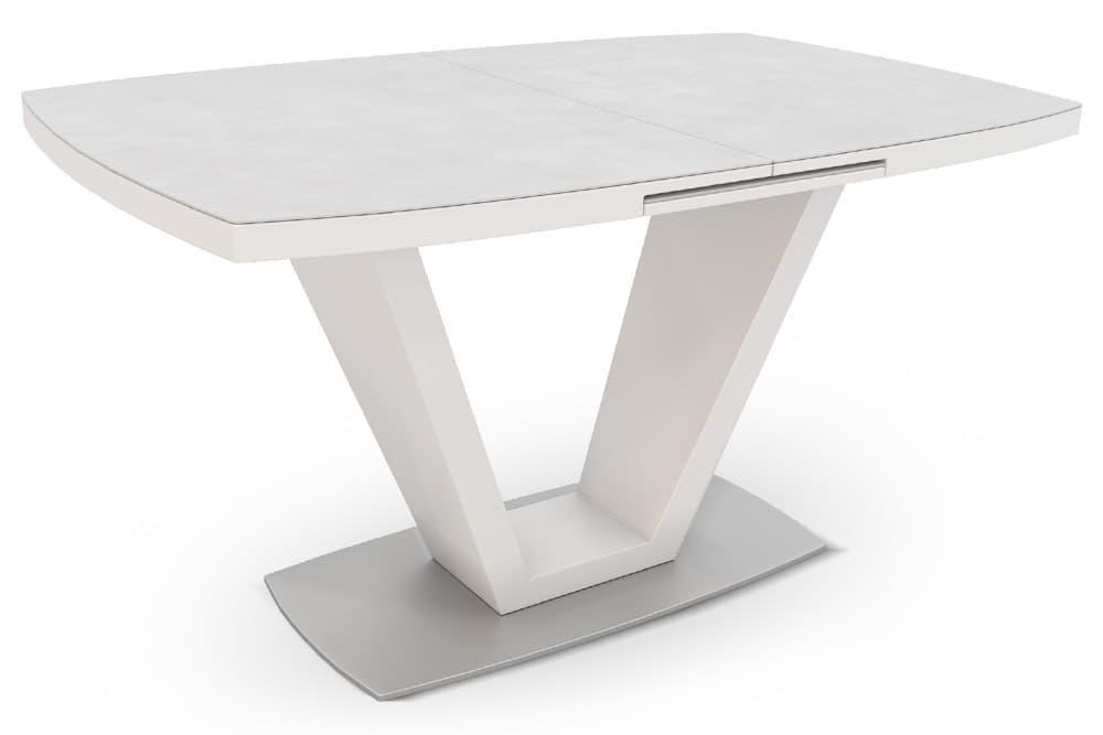 Стол деревянный обеденный раздвижной KANSAS – Прямоугольный AERO