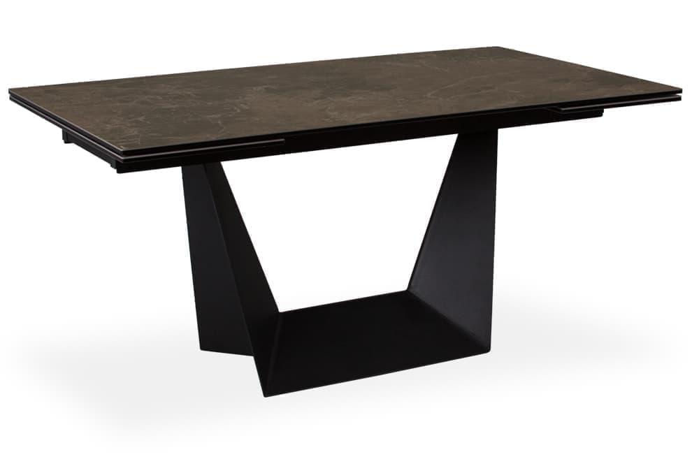Стол лакированный обеденный раздвижной MADISON – Прямоугольный
