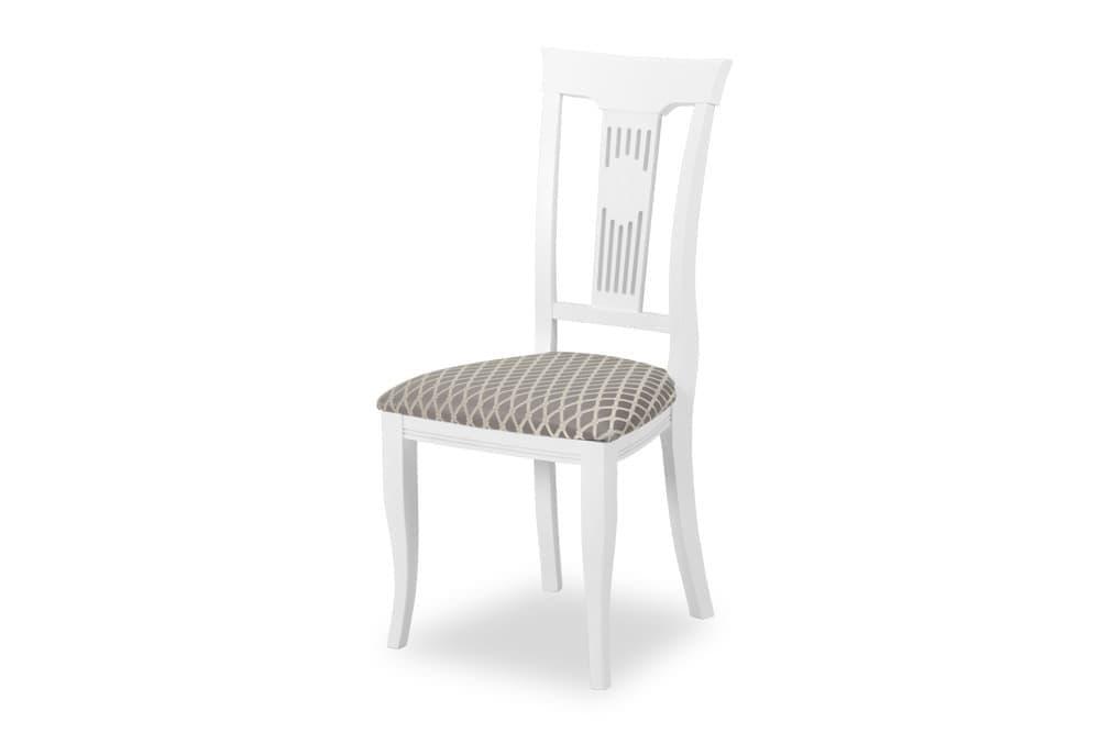 Купить со скидкой Стул классический для гостиной БАДЕН – белый