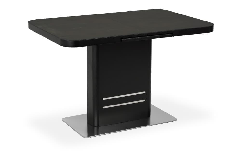 Стол лакированный обеденный раскладной SWEDEN – Прямоугольный AERO