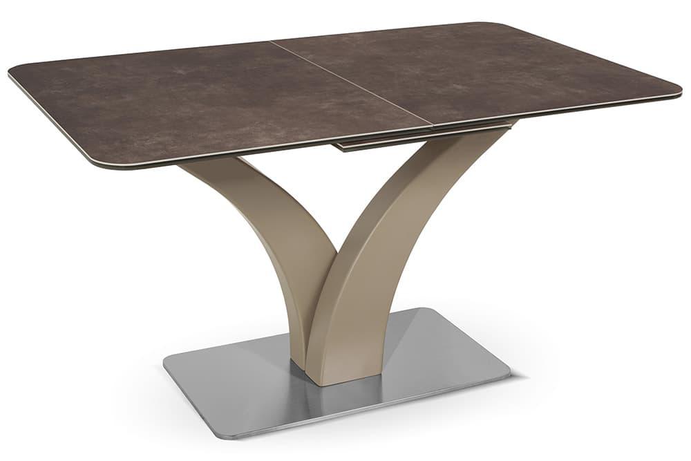 Стол обеденный раздвижной FRANCE – Прямоугольный фото