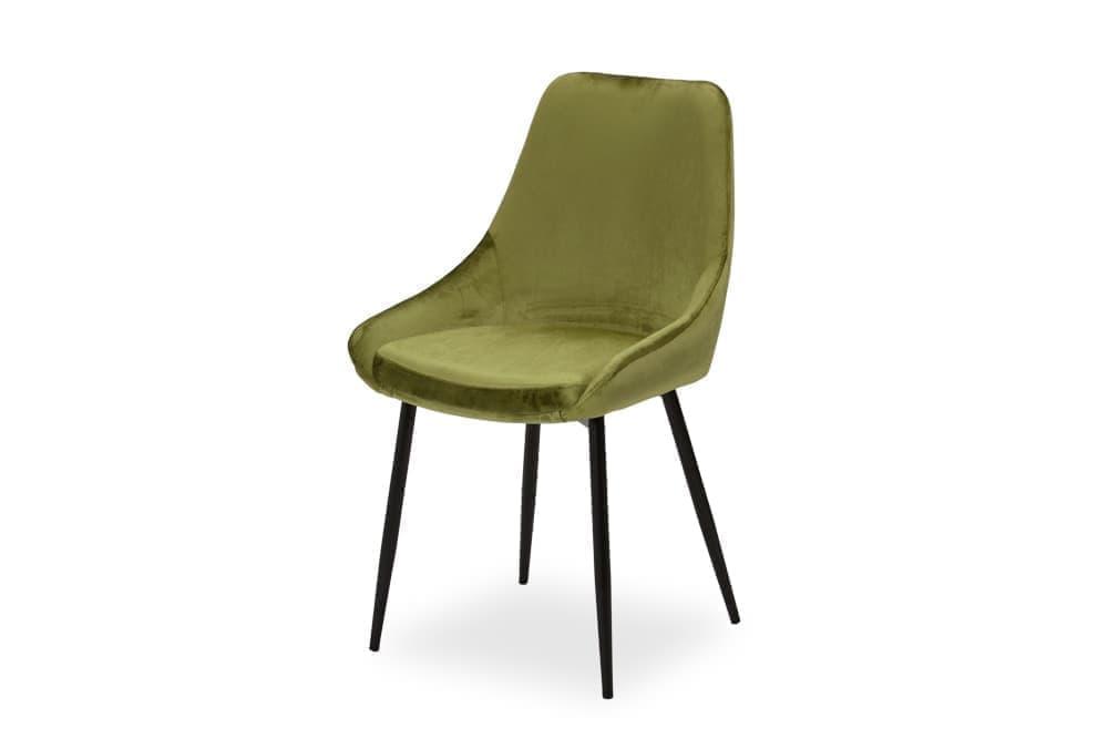 Стул для гостиной металлический B810 – зеленый AERO