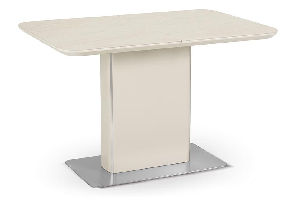 Стол лакированный обеденный раздвижной CERAMIC – Прямоугольный фото