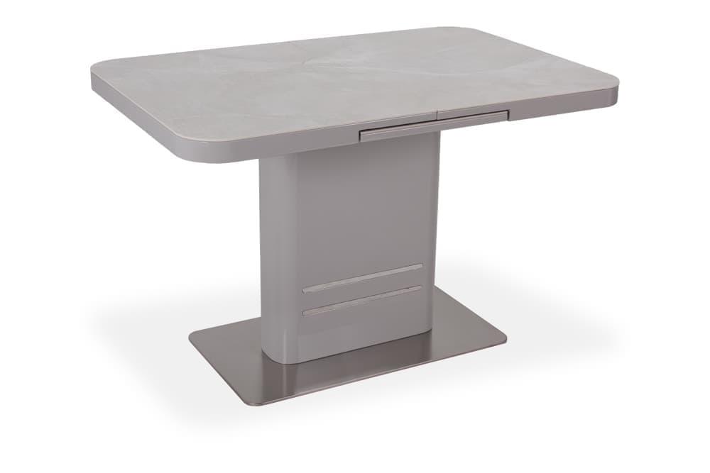 Стол лакированный обеденный раскладной SWEDEN – Прямоугольный AERO фото