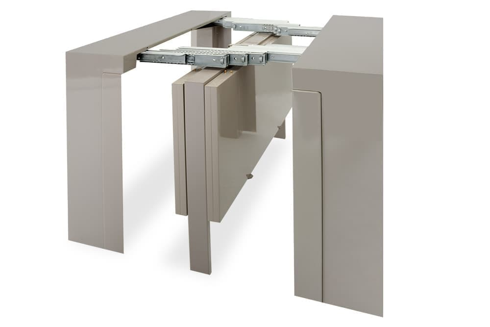 Раздвижной стол консоль своими руками 42