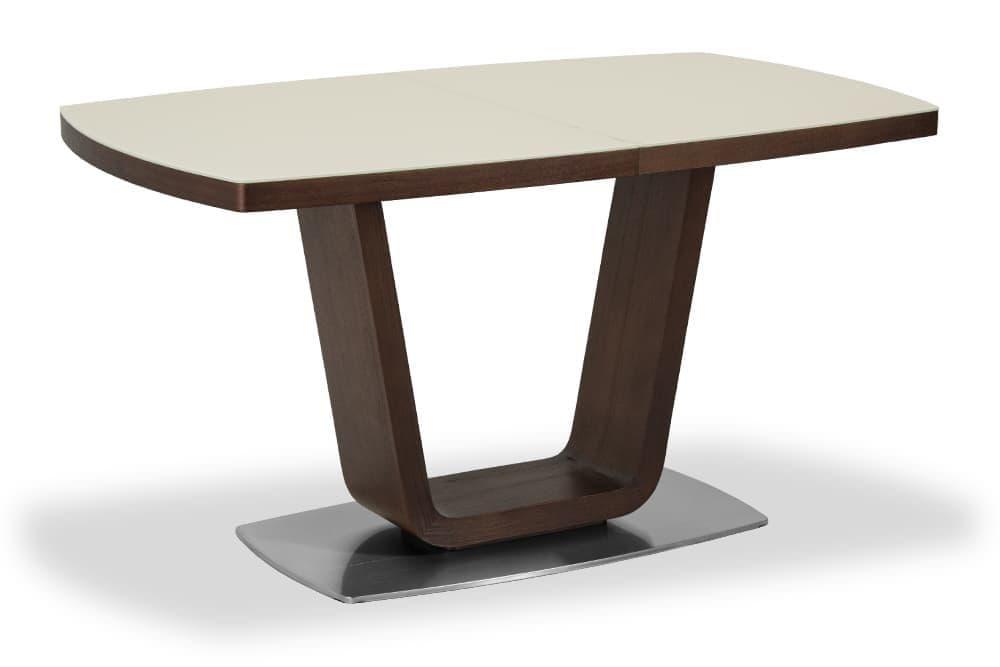 Стол деревянный обеденный раздвижной ALABAMA – Прямоугольный AERO