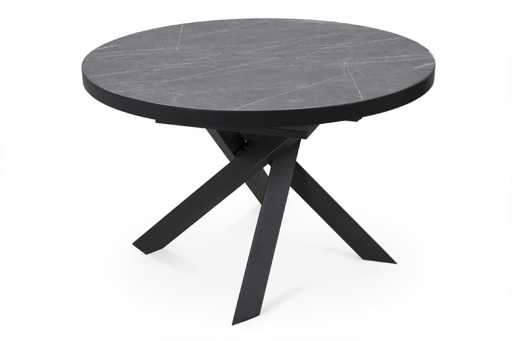 Стол обеденный раздвижной MALMO - Круглый фото