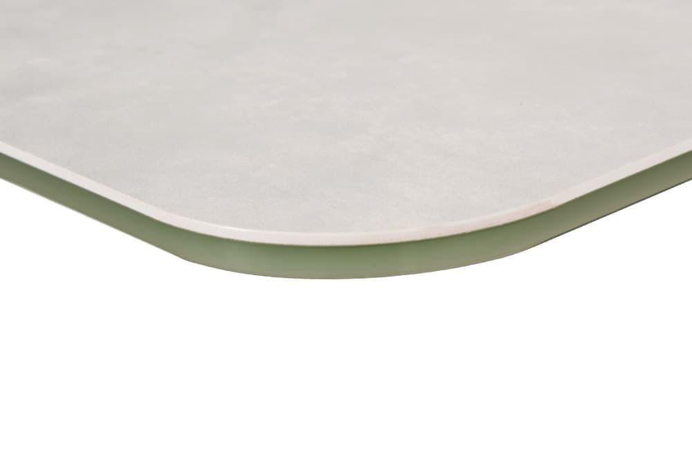 Стол лакированный обеденный раскладной SPAIN – Прямоугольный