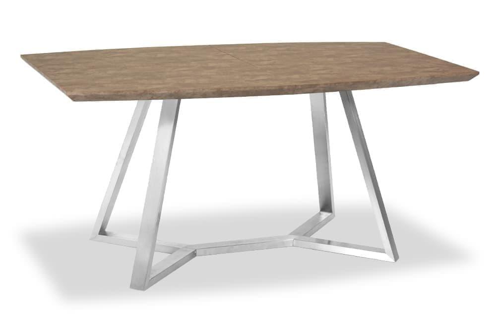 Купить со скидкой Стол деревянный обеденный раздвижной ANTIC – Прямоугольный