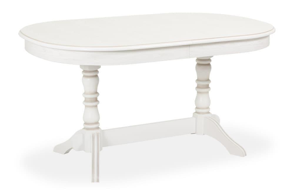 Стол классический обеденный раздвижной ВЕРСАЛЬ – Прямоугольный AERO