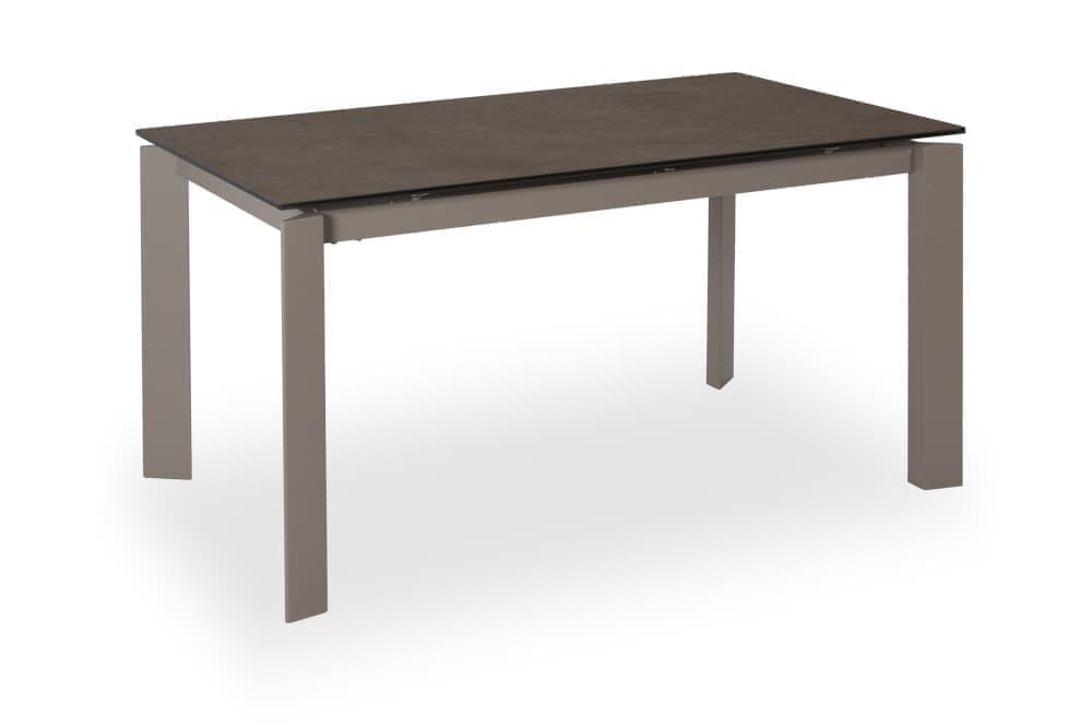 Стол обеденный раздвижной NEVADA – Прямоугольный фото